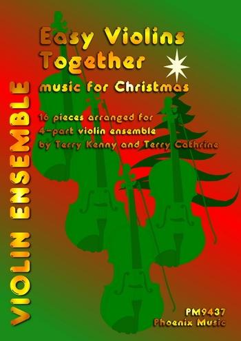 Easy Violins Together: Christmas