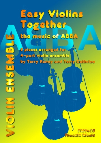 Easy Violins Together: Abba