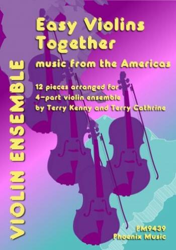 Easy Violins Together: Americas