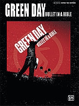 Green Day: Bullet In A Bible: Guitar Tab