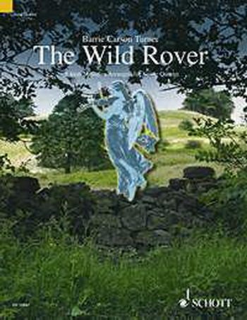 The Wild Rover: 8 Irish Melodies: String Quartet: Sscandpts (turner)