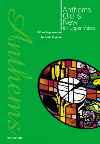 Anthems Old & New - 1 - Vocal - Upper Voices  (tambling)