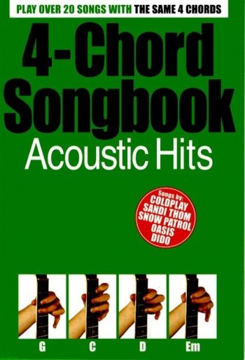 4 Chord Songbook: Acoustic Hits