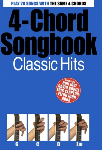 4 Chord Songbook: Classic Hits