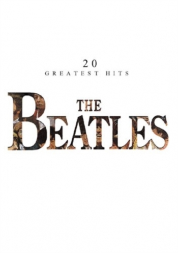 Beatles: 20 Greatest Hits: Piano: Vocal
