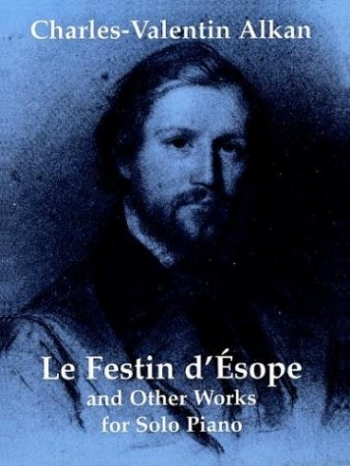 Le Festin D Escope And Other Works: Piano  (Dover)