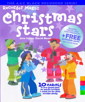 Recorder Magic: Christmas Stars: Recorder Ensemble
