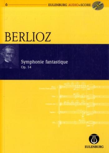 Symphonie Fantastique: Miniature Score   (Audio Series No 6)