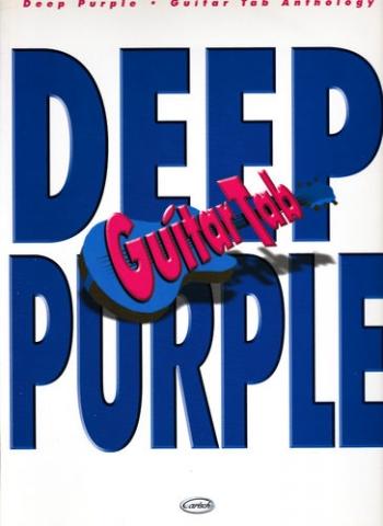 Deep Purple Anthology: Guitar Tab
