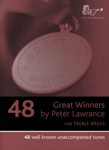 Great Winners: Treble Brass: Treble Clef: Book Only (lawrance)