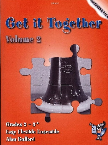Get It Together: Vol 2: Woodwind Pack: Score and Parts