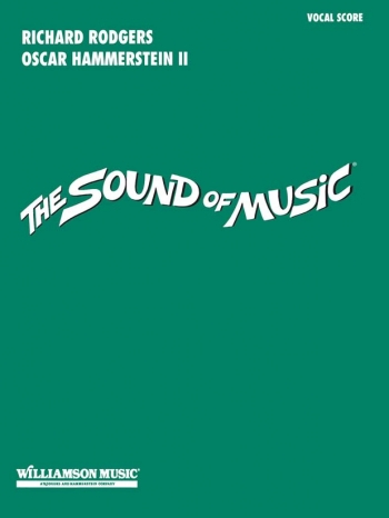 Sound Of Music The: Vocal Score
