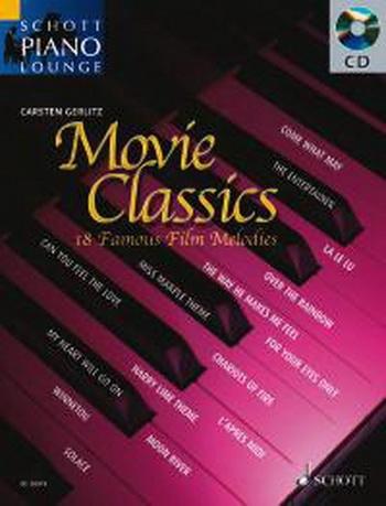 Schott Piano Lounge: Movie Classics