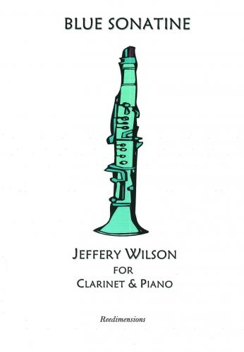 Blue Sonatine: Clarinet & Piano