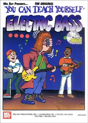 You Can Teach Yourself Electric Bass