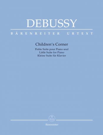 Childrens Corner: Piano  (Barenreiter)