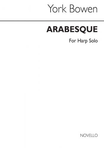 Arabesque Harp Solo