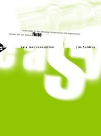 Easy Jazz Conception: Flute Book & Cd (snidero) (Advance)