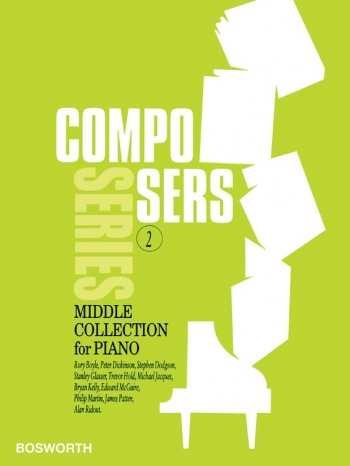 Composers Series: 2: Middle Collection: Piano