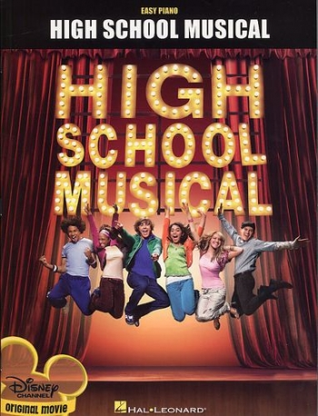 High School Musical: Selections : Easy Piano