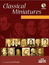 Classical Miniatures: Alto Saxophone: Book & CD