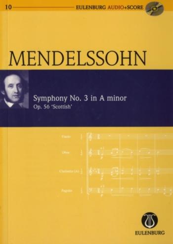 Symphony: No 3: A Minor: Op56  (Audio Series No 10)