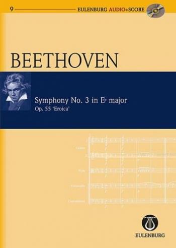 Symphony No.3: Eb Majo: Miniature Scorer  (Audio Series No 9)