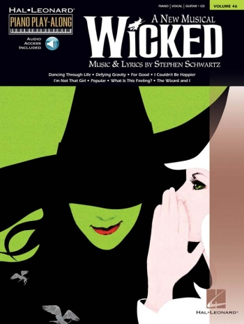 Piano Play-Along: Wicked: Musical Selections