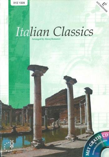 Italian Classics: Alto Saxophone: Book & CD
