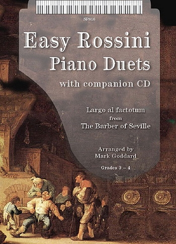 Easy Rossini Piano Duets