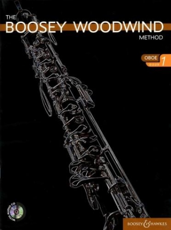 Boosey Woodwind Method: Oboe : Book 1 Book & CD
