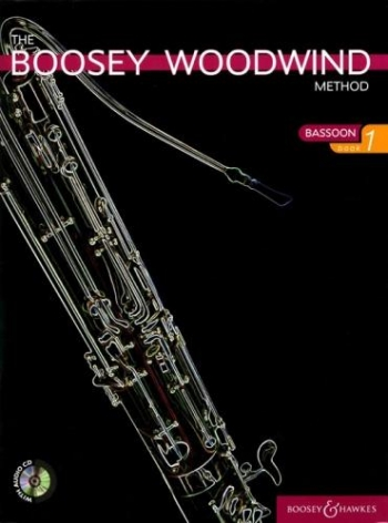 Boosey Woodwind Method: Bassoon: Book 1: Book & CD (B&H)