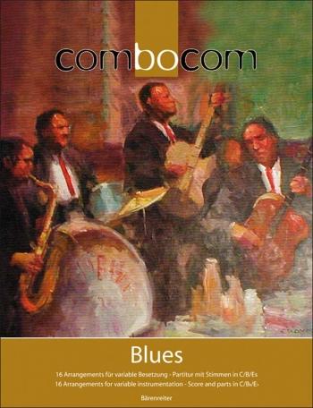 Blues: Ensemble: 16 Arrangements For Variable Instruments: Score and Parts (berthold)