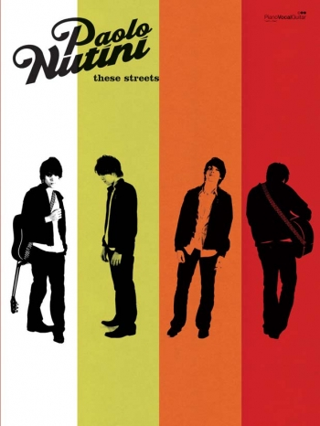 Paolo Nutini: These Streets: Album: Piano Vocal Guitar