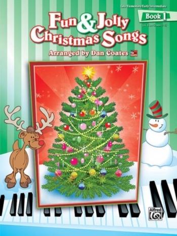 Alfreds Fun and Jolly Christmas Songs: Vol.1: Grade 1-2: Piano