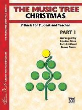 Alfreds The Music Tree Christmas: Part 1:  Part 1-7: Piano