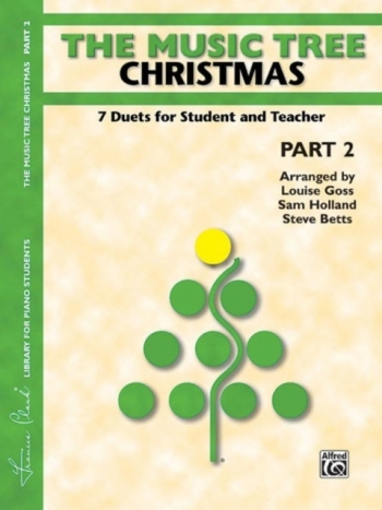 Alfred The Music Tree Christmas: Part 2: 7 Piano Duets