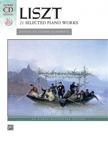 21 Selected Piano Workd: Alfred Masterworks  (Alfred)