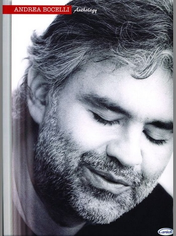 Andreas Bocelli: Anthology: Voice and Piano