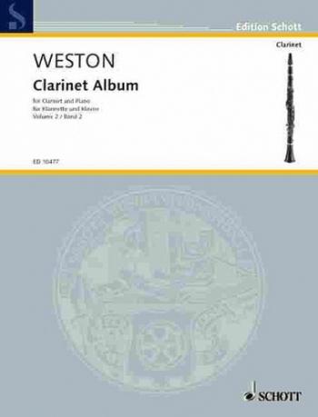Clarinet Album: Vol 2: Clarinet & Piano