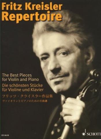 Repertoire: 1: Violin and Piano