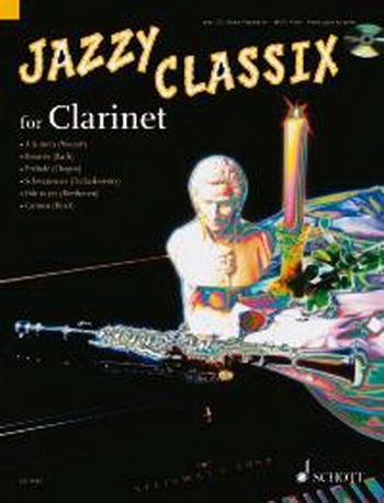 Jazzy Classix: Clarinet: Book & CD