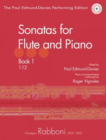 Sonatas For 1-12 Flute and Piano : Vol1: Flute & Piano (Mayhew)