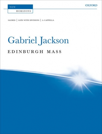 Edinburgh Mass  SATB Unaccompanied