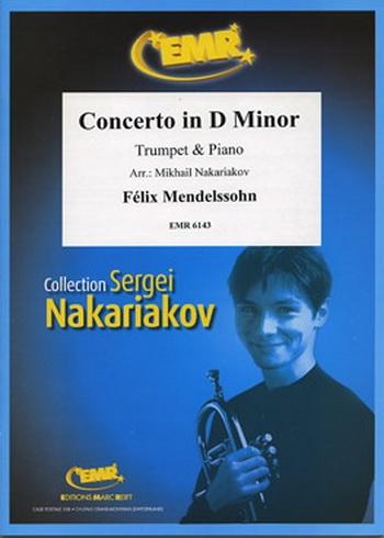 Concerto: D Minor: Trumpet  and Piano