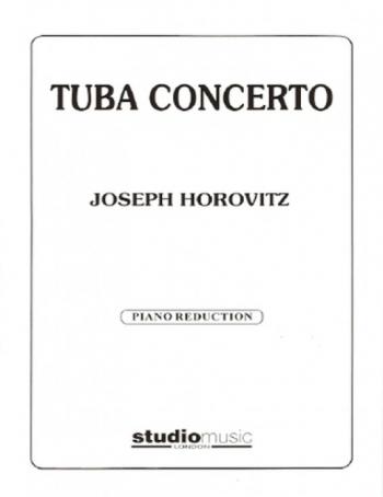 Concerto: Tuba & Piano Reduction (Studio)