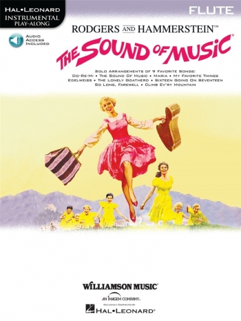 Sound Of Music: Flute: Book & CD