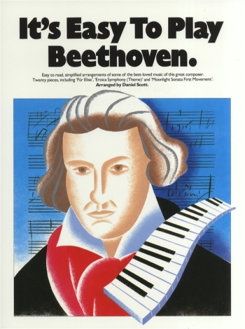Its Easy To Play Beethoven: Piano