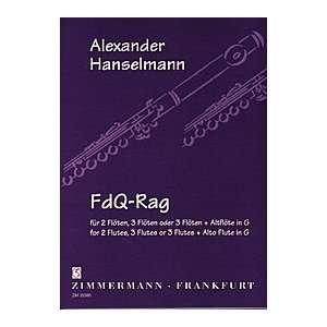 Fdq Rag: 2 Or 3 Flutes
