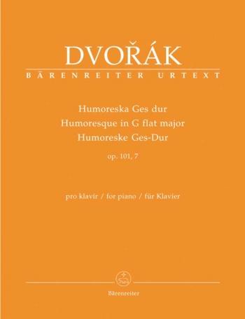 Humoresque Gb Major: Op.101, 7: Piano (Barenreiter)